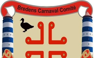 Logo Bredens Carnaval Comité
